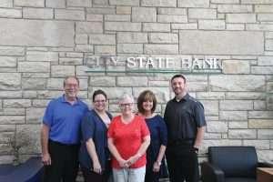 City State Bank Team