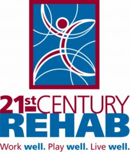 21st Century Rehab logo