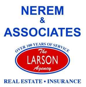 Nerem Larson Agency logo